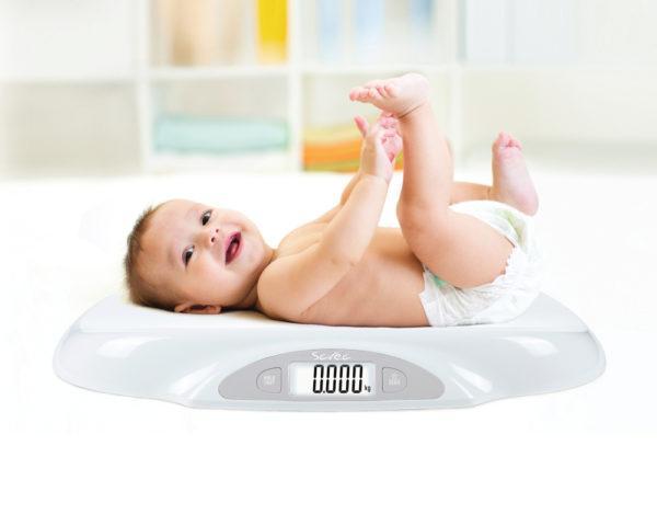waga dla niemowląt